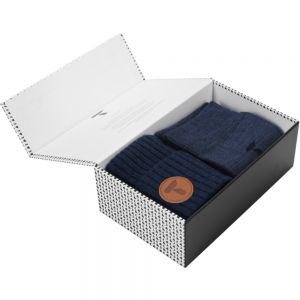 Top&toe gavesett til herre, sokker og lue, str. 36-40, Apotekfordeg, 989688