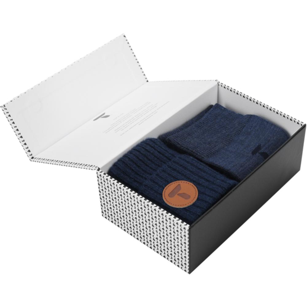 Top&toe gavesett til herre, sokker og lue, str. 41-46, Apotekfordeg, 970054