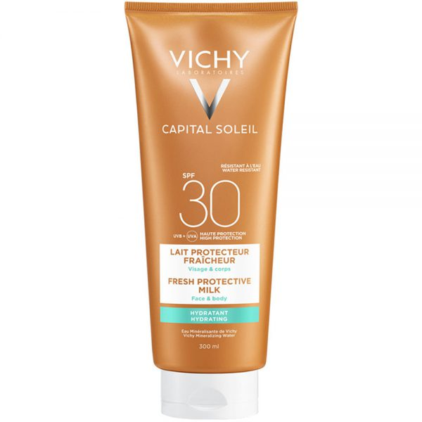 Vichy capital soleil lotion family spf30, 300 ml, Apotekfordeg, 937247