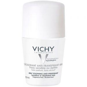 Vichy deo antiperspirant uten parfyme, Apotekfordeg, 902862