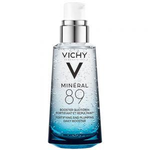 Vichy mineral 89 booster serum, en daglig booster for en sterkere hud, 50 ml, apotekfordeg, 882782