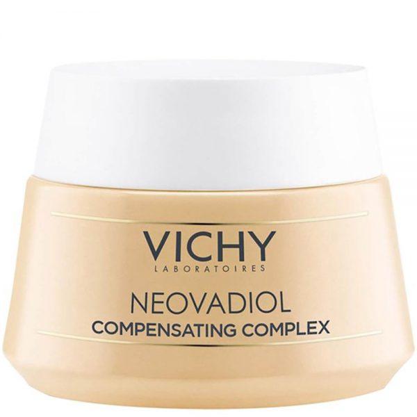 Vichy neovadiol compensating complex dagkrem for tørr hud, gir friskhet og velvære til moden hud, Apotekfordeg, 946424 - 1