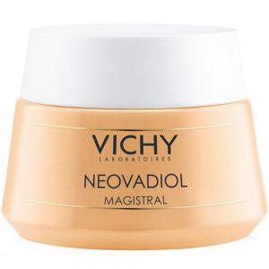 Vichy neovadiol magistral balm ansiktskrem, utviklet til kvinner med moden og tørr hud, Apotekfordeg, 904300