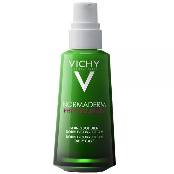 Vichy normaderm phytosolution dagkrem, daglig pleie for kombinert, fet og uren hud, 50 ml, apotekfordeg, 929753