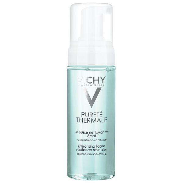 Vichy pureté thermale renseskum, et mildt og effektivt renseskum for alle hudtyper, 150 ml, apotekfordeg, 851484