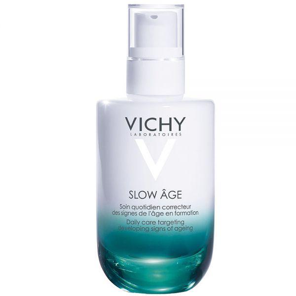 Vichy slow age dagkrem, en antialdringskrem med solfaktor 25, 50ml, apotekfordeg, 808078