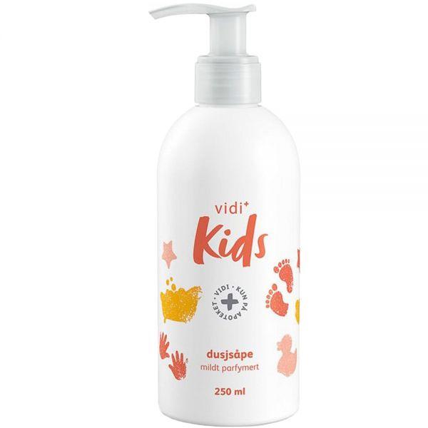 Vidi Kids Dusjsåpe m-p 250 ml, ApotekForDeg, 853342