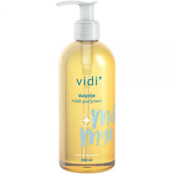 Vidi dusjolje med parfyme, til tørr hud, 300ml, ApotekForDeg, 956412