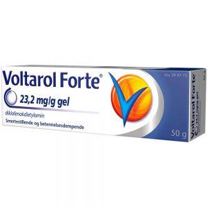 Voltarol Forte Gel 23,2 mg-g 50 g, ApotekForDeg, 399773