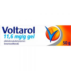 Voltarol Gel 11,6 mg-g 50 g, ApotekForDeg, 517701