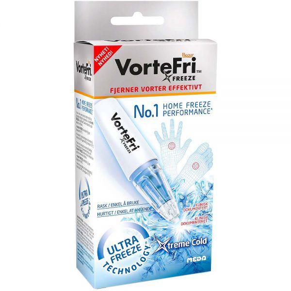 VorteFri Freeze Vortefjerner 7,5 g, ApotekForDeg, 930371