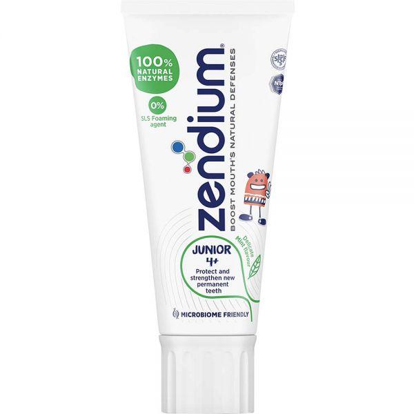 Zendium Junior 4 Tannkrem 50 ml, ApotekForDeg, 961708