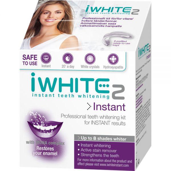 iWhite Instant Kit 1 stk - for hvitere tenner, Apotekfordeg, 814758