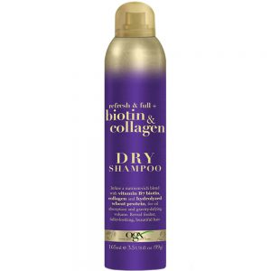 Ogx biotin & collagen tørrsjampo for alle hårtyper 165ml, Apotekfordeg, 846930