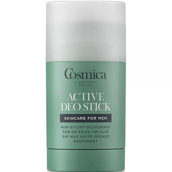 Cosmica Active Deo Stick For Men, 75 ml, ApotekForDeg, 980937