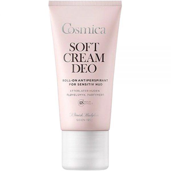 Cosmica Soft Cream Deo Roll-on, 50 ml, ApotekForDeg, 865187