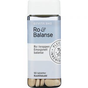 Gevita SHE Ro og Balanse Tabletter 90 stk, ApotekForDeg, 929395