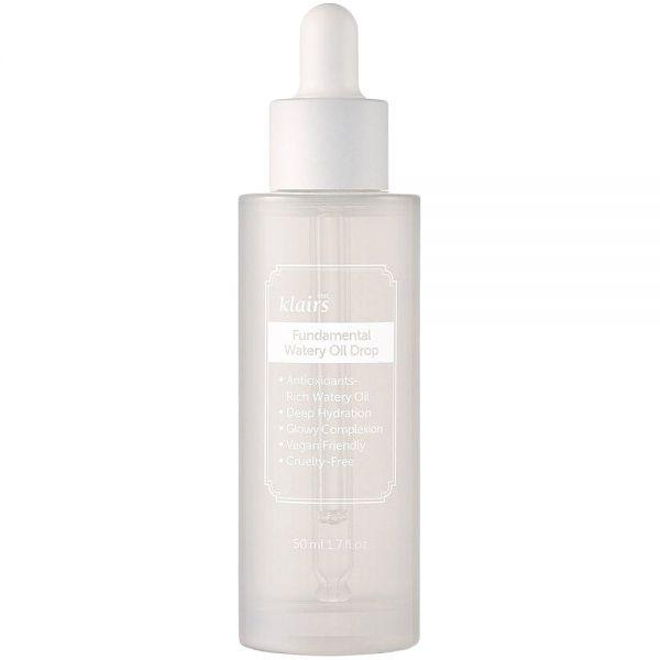 Klairs Fundamental Watery Oil Drop 50 ml, ApotekForDeg, 873300