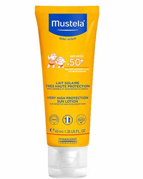 Mustela Very High Protection Sun Lotion 40 ml - Apotekfordeg