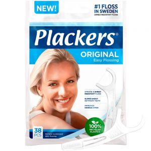Plackers Original Tanntrådbøyler 38 stk, ApotekForDeg, 987624