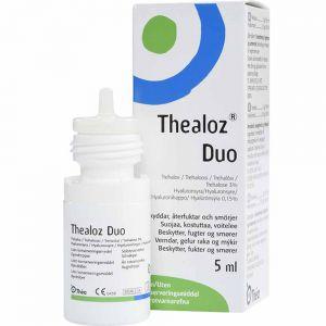 Thealoz Duo 5 ml, Apotekfordeg, 953532