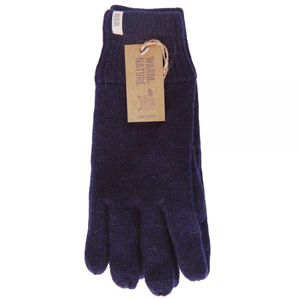 WBN ullhansker mann dark blue, Apotekfordeg, 930604