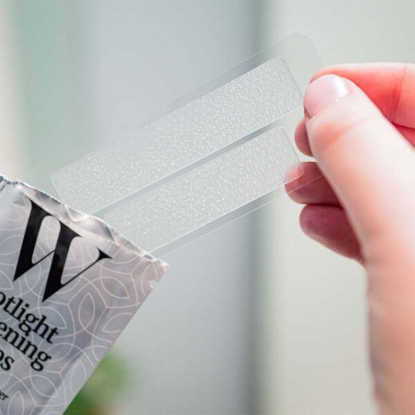 Spotlight Oral Care Whitening Strips + Tannkrem 1 sett - enkel tannbleking, Apotekfordeg, 890408 - 1