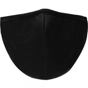 Tufte Face Mask black, 1 stk tøymunnbind i bomull, 2 stk engangsfilter, Apotekfordeg, 940456