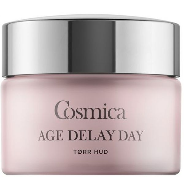 Cosmica Age Delay Day Cream Tørr SPF15 50 ml, ApotekForDeg, 968287