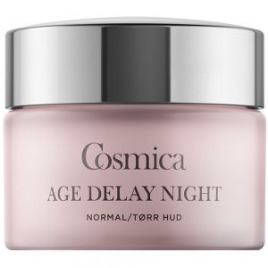 Cosmica Age Delay Night Cream 50 ml, ApotekForDeg, 967310