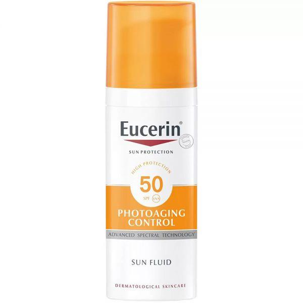 Eucerin Photoaging Control Sun Fluid SPF50 50 ml, ApotekForDeg, 893849