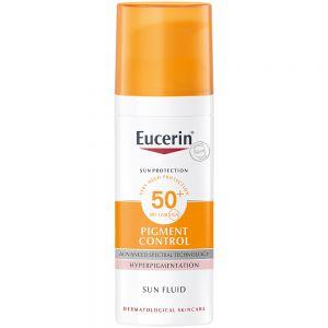 Eucerin Pigment Control Sun Fluid SPF50 50 ml, ApotekForDeg, 939791