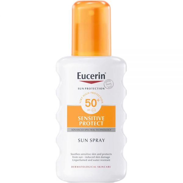 Eucerin Sun Spray SPF50+ 200 ml, ApotekForDeg, 958291