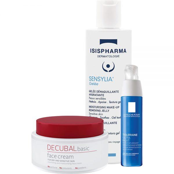 Grunnpakke for sensitiv hud, Apotekfordeg, 700062