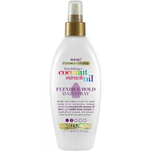 OGX Coconut Miracle Oil Flexible Hold Hairspray 177 ml, ApotekForDeg, 942533