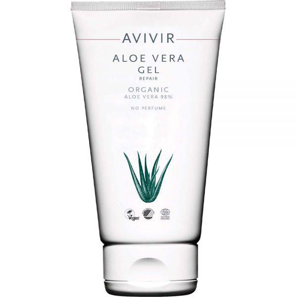 Avivir Aloe Vera Gel Repair 150 ml, Apotekfordeg, 600678