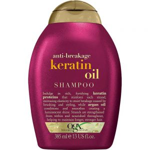Ogx Anti-Breakage Keratin Oil Sjampo 385 ml, ApotekForDeg, 600466