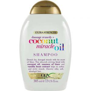 Ogx Coconut Miracle Oil Sjampo 385 ml, ApotekForDeg, 600462