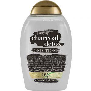 Ogx Purifying Charcoal Detox Balsam 385 ml, ApotekForDeg, 600470