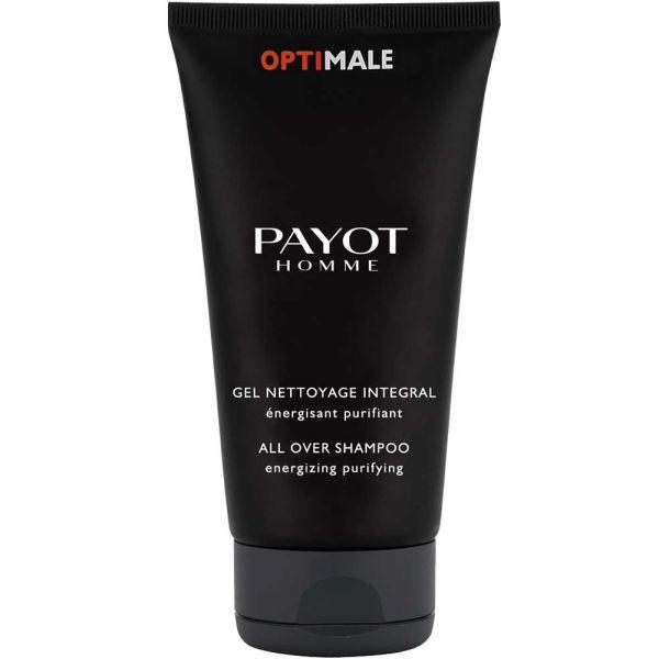 Payot Homme Optimale Gel Nettoyage Integral 200 ml, Apotekfordeg, 600662