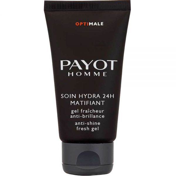 Payot Homme Optimale Soin Hydra 24H Matifiant 50 ml, Apotekfordeg, 600663