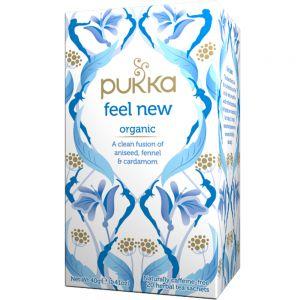 Pukka Feel New urtete, Apotekfordeg, 600511