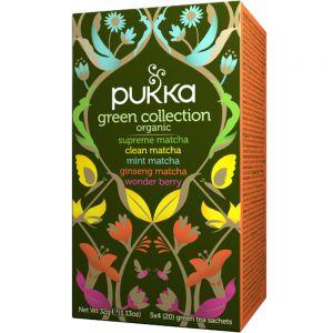 Pukka Green Collection urtete, Apotekfordeg, 600528