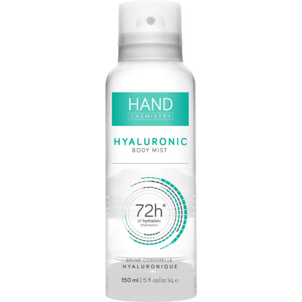 The Chemistry Brand Hyaluronic Body Mist 150 ml, Apotekfordeg, 600727