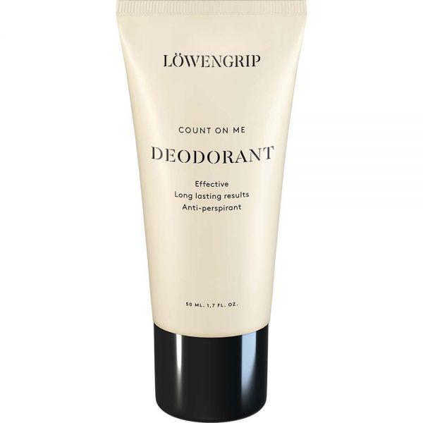 Löwengrip Count On Me – Deodorant 50 ml, Apotekfordeg, 601010