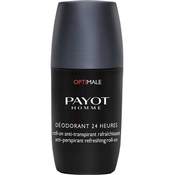 Payot Homme Optimale 24H deodorant 75 ml, Apotekfordeg, 600868
