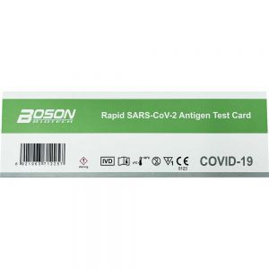 Covid-19 Antigen Selvtest 1 stk, Apotekfordeg, 601064