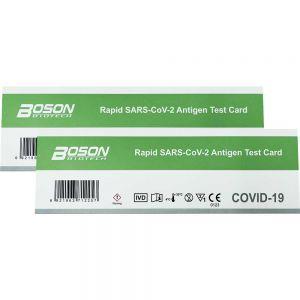 Covid-19 Antigen Selvtest 2 stk, Apotekfordeg, 601065