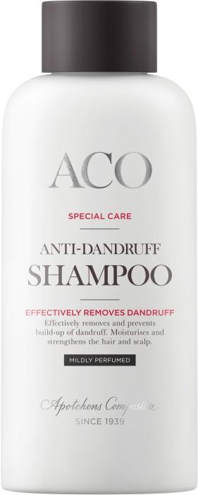 Aco special care flasssjampo anti dandruff, apotekfordeg
