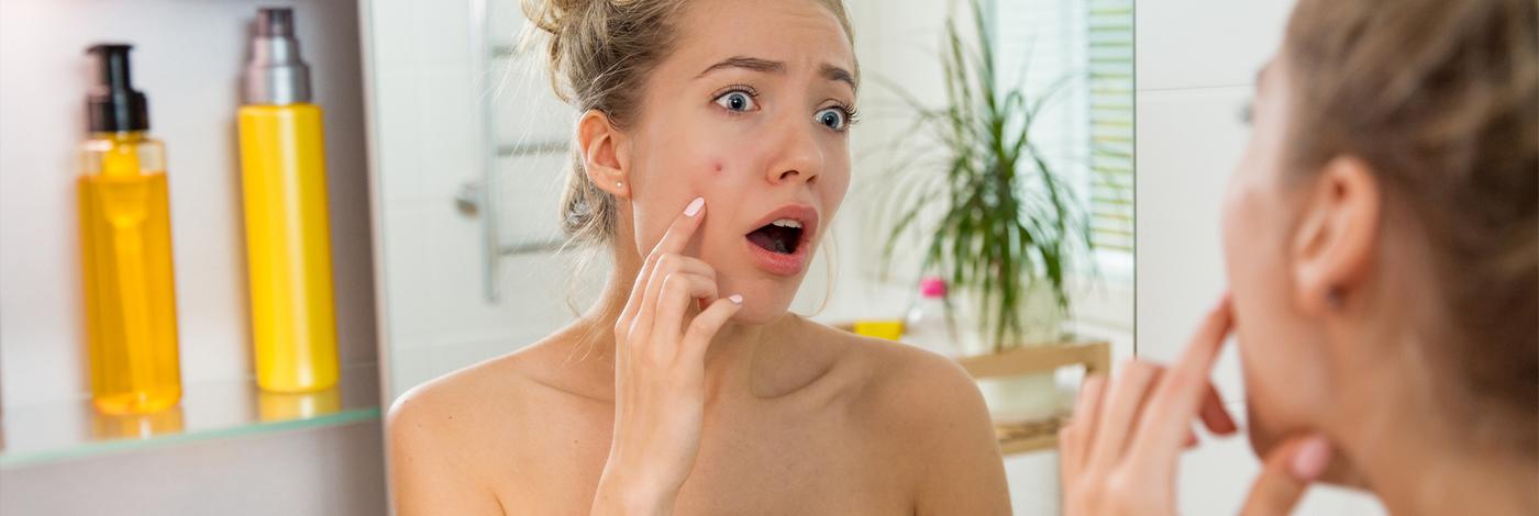 Unngå å gjør dette med huden din